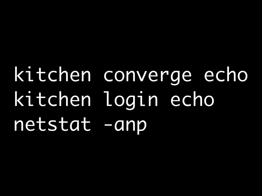 kitchen converge echo kitchen login echo netsta...