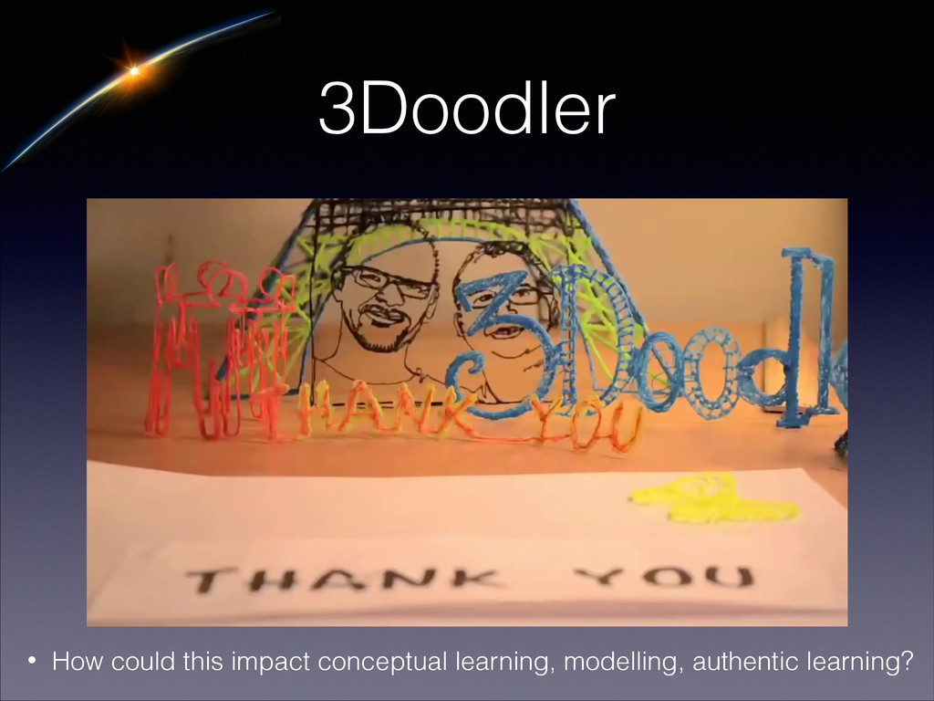 3Doodler • How could this impact conceptual lea...