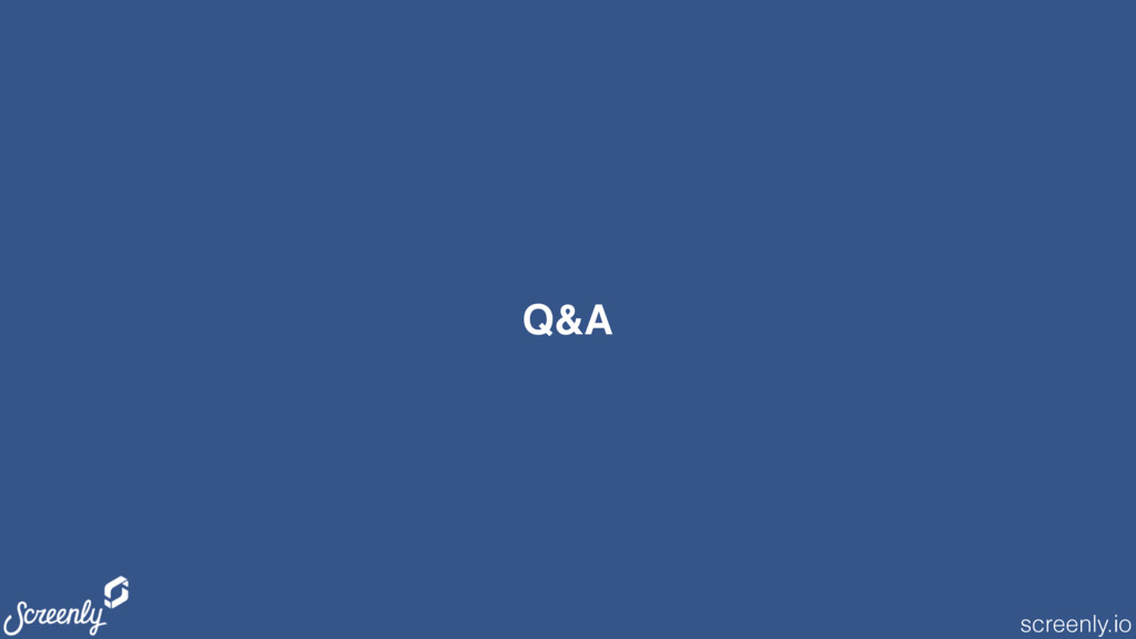 screenly.io Q&A