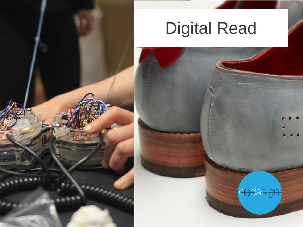 Digital Read