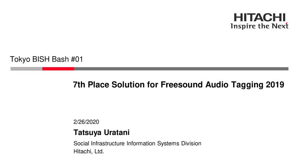 7th Place Solution for Freesound Audio Tagging ...
