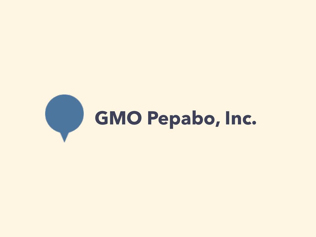 GMO Pepabo, Inc.