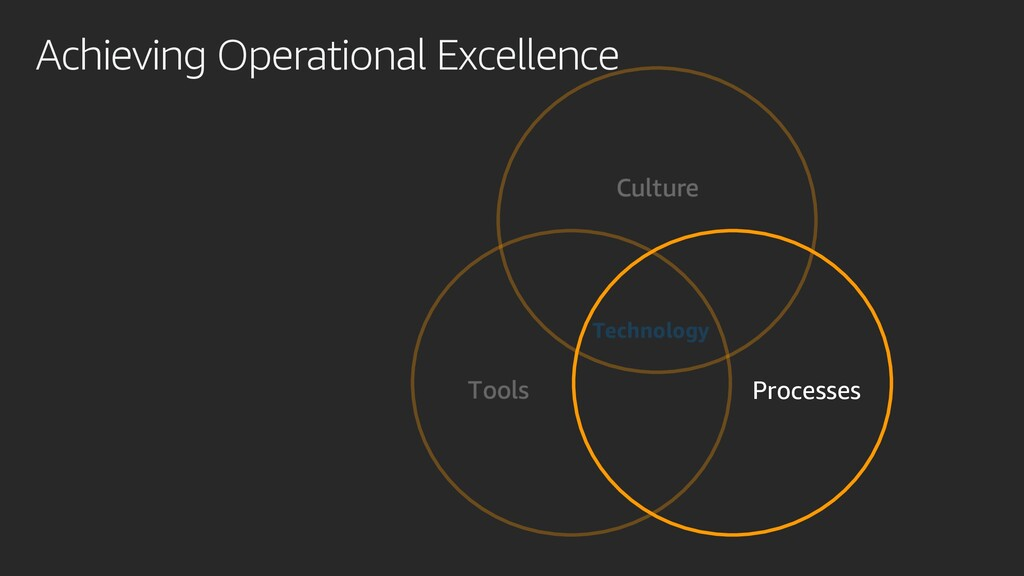 Achieving Operational Excellence Processes