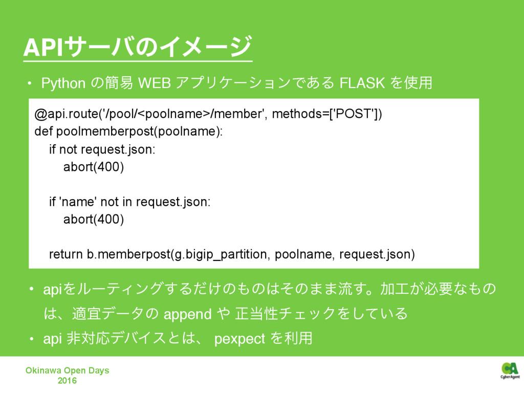 @api.route('/pool/<poolname>/member', methods=[...