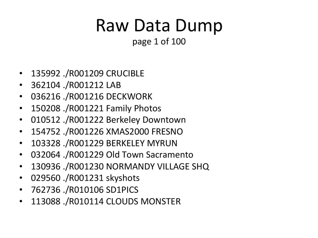 Raw	