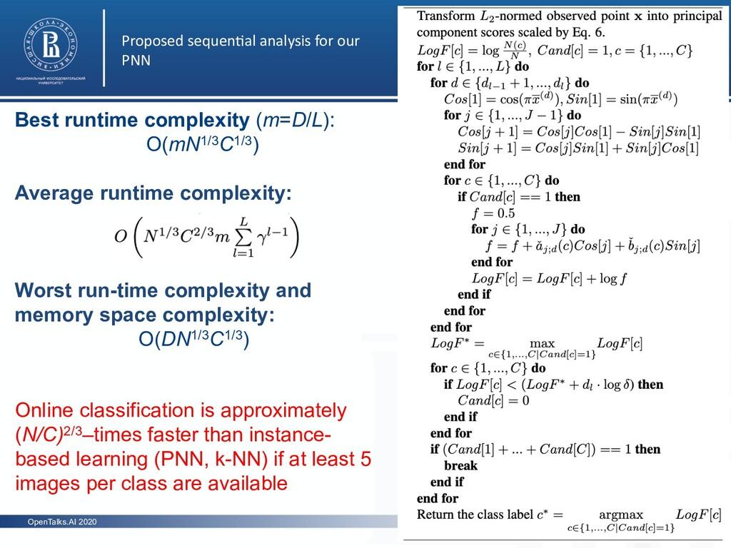 OpenTalks.AI 2020 Proposed sequen5al analysis f...