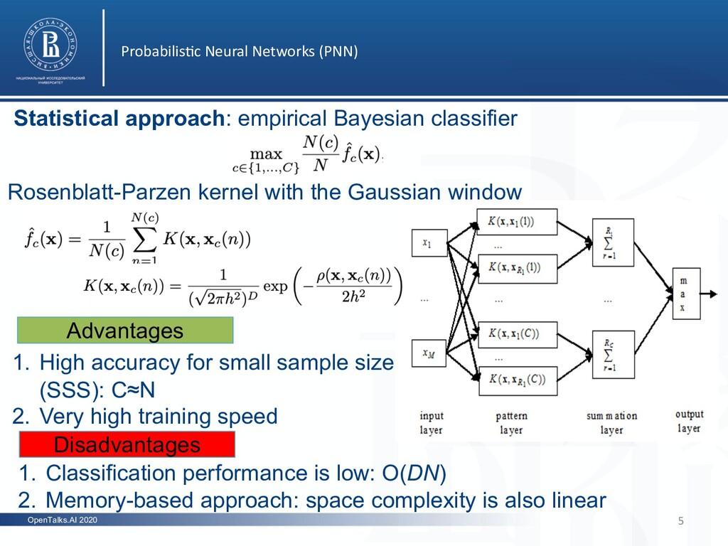 OpenTalks.AI 2020 Probabilis5c Neural Networks ...