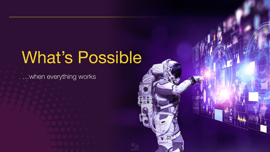 © JAMF Software, LLC What's Possible …when ever...