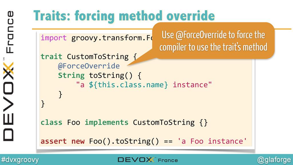 @glaforge #dvxgroovy import groovy.transform...