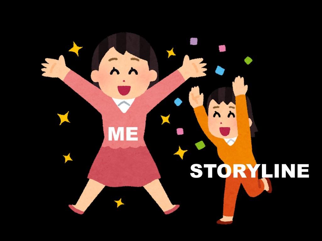 STORYLINE ME