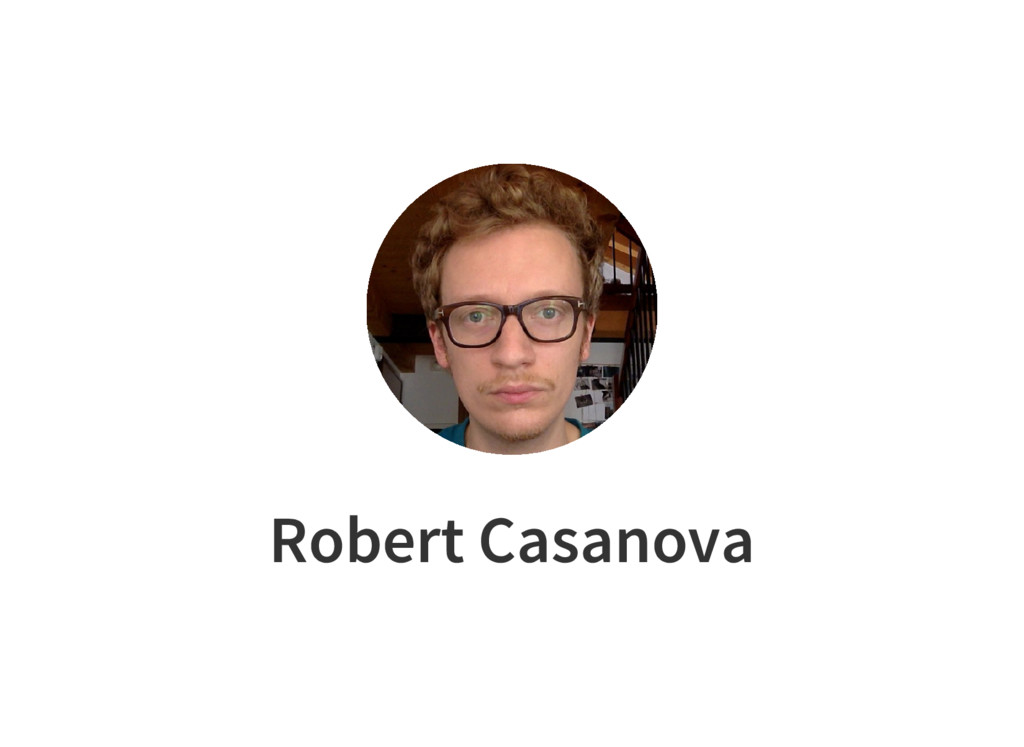 Robert Casanova
