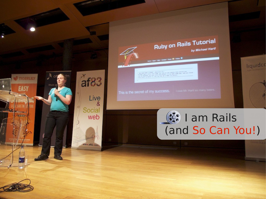 I am Rails (and So Can You!)