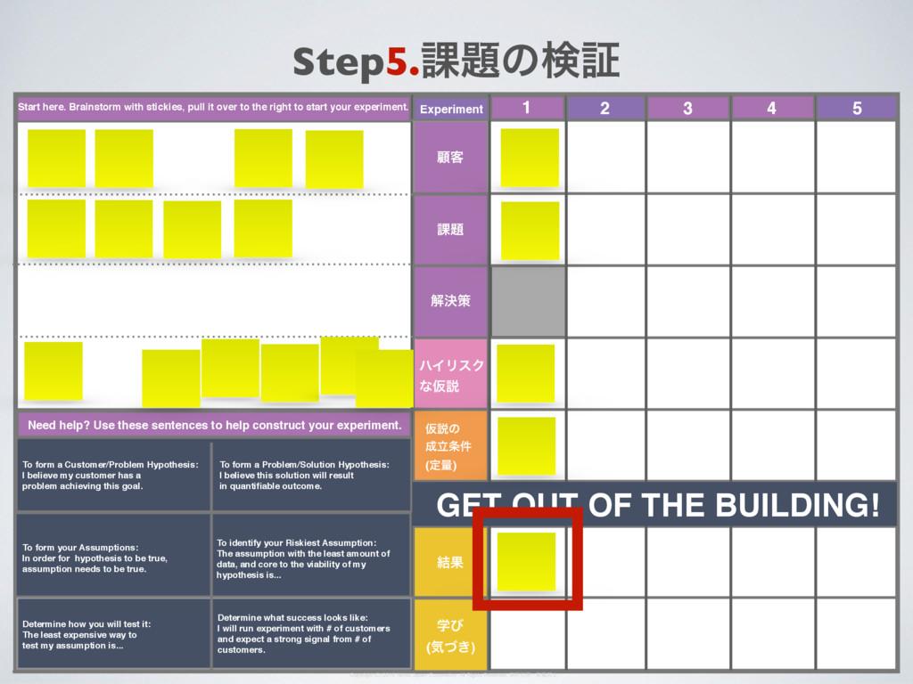 Step5.՝ͷݕূ Experiment ސ٬ ՝ ղܾࡦ ݁Ռ ֶͼ (ؾ͖ͮ) 1 ...