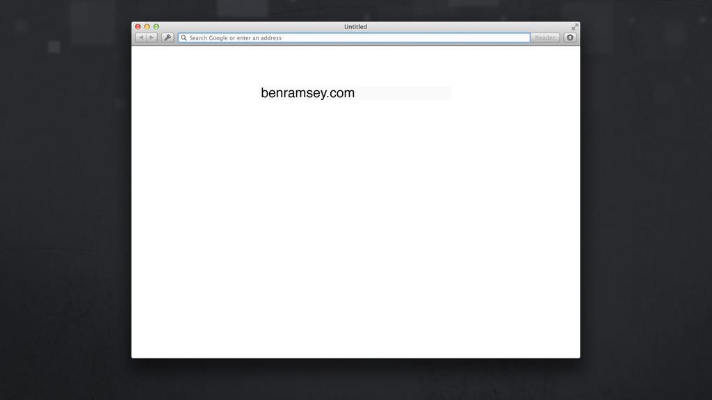 benramsey.com
