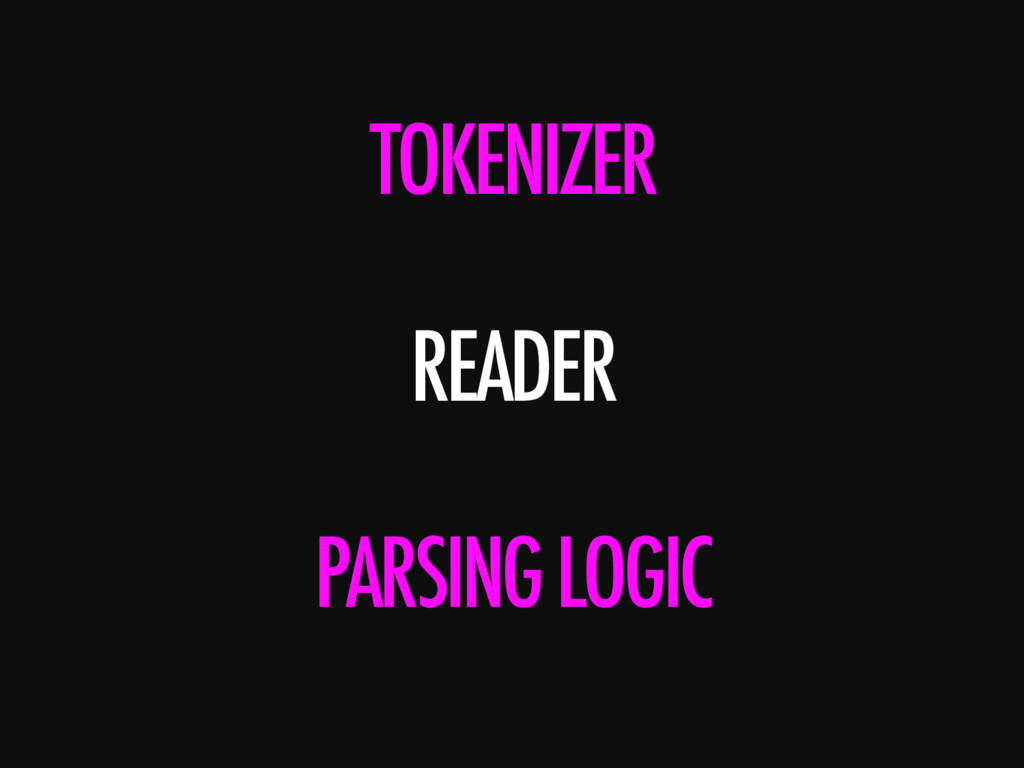 TOKENIZER