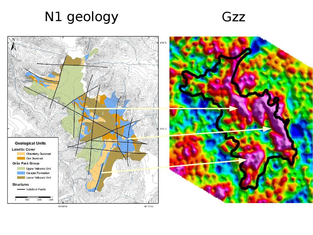 Gzz N1 geology