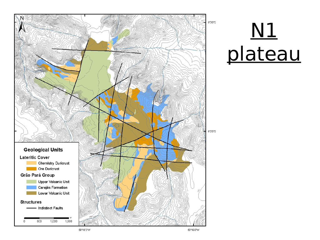 N1 plateau
