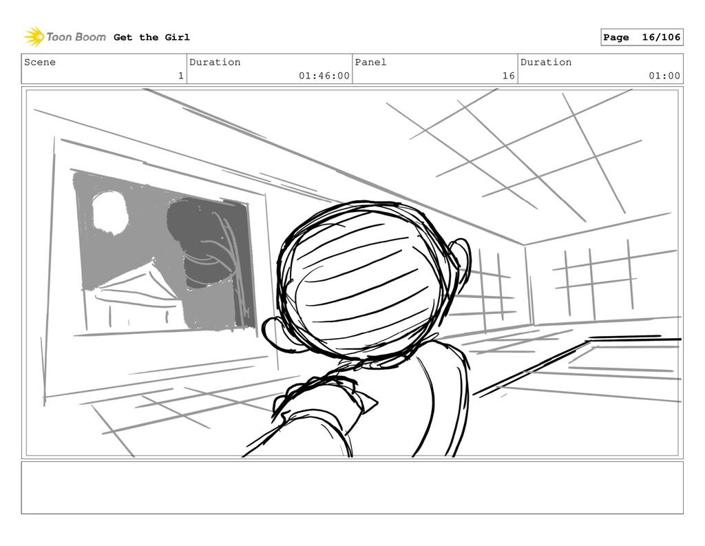Scene 1 Duration 01:46:00 Panel 16 Duration 01:...