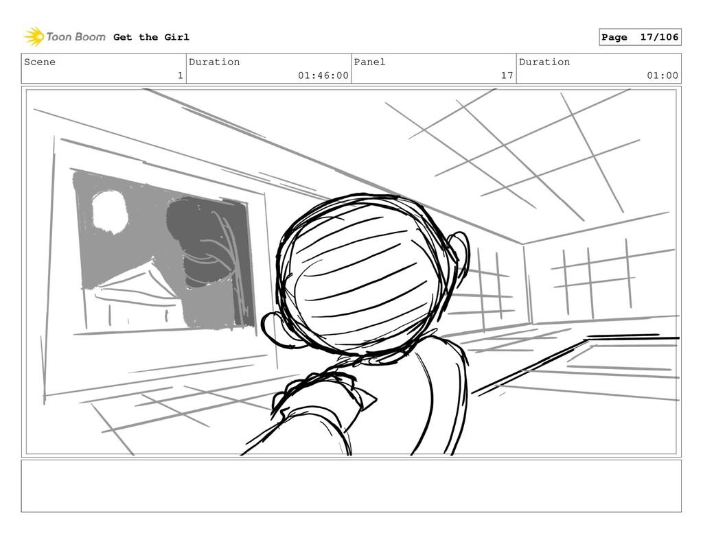 Scene 1 Duration 01:46:00 Panel 17 Duration 01:...