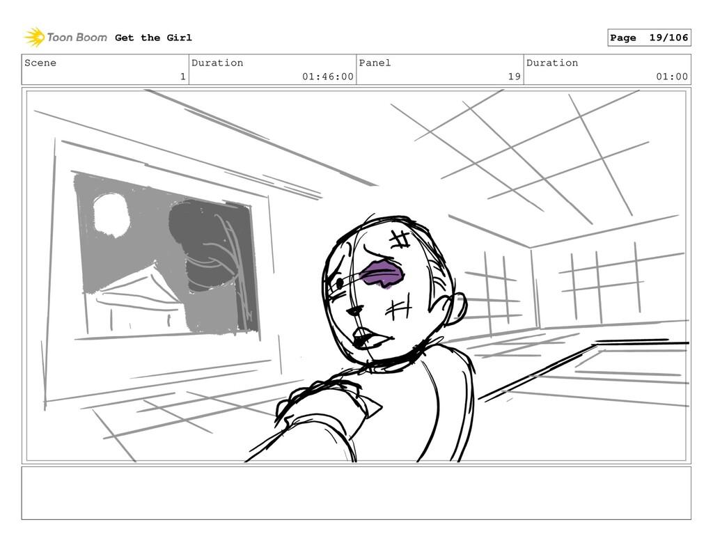 Scene 1 Duration 01:46:00 Panel 19 Duration 01:...