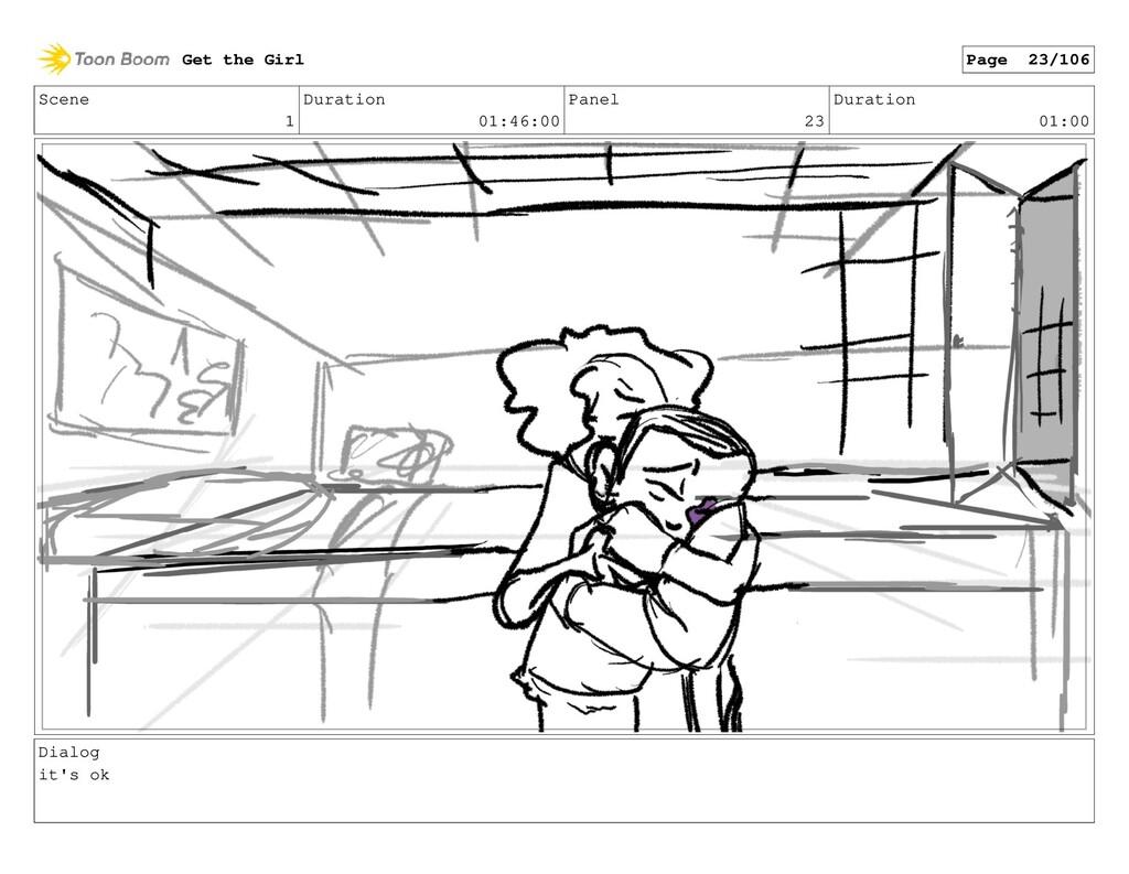 Scene 1 Duration 01:46:00 Panel 23 Duration 01:...