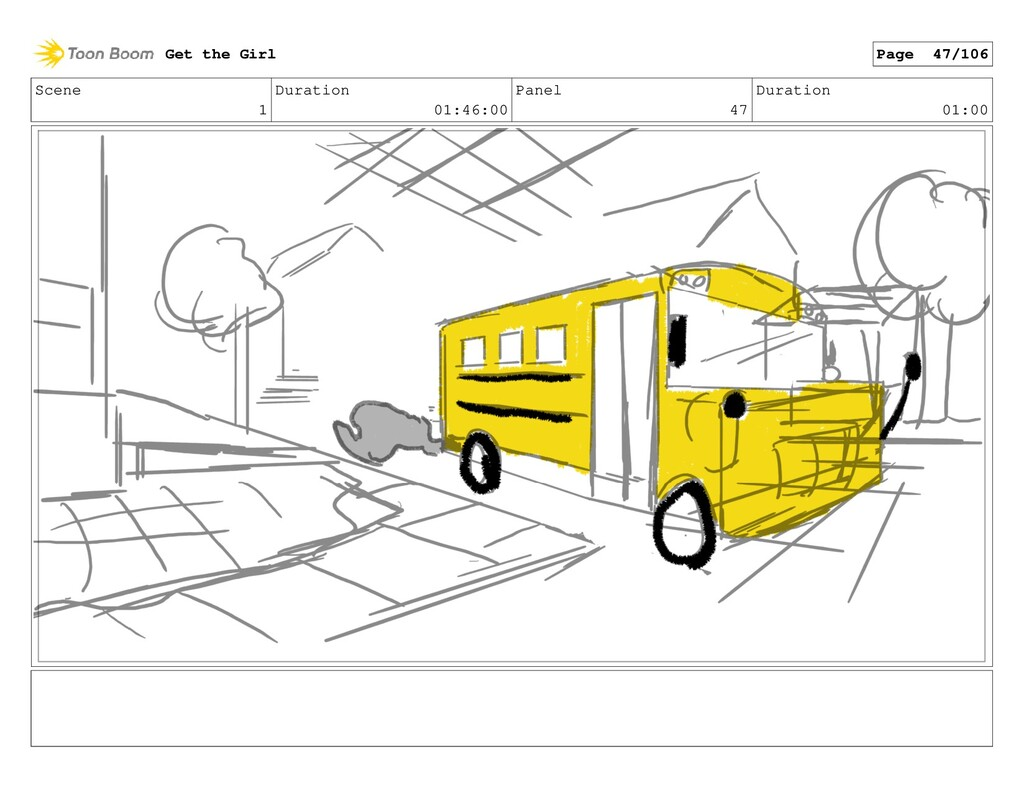 Scene 1 Duration 01:46:00 Panel 47 Duration 01:...