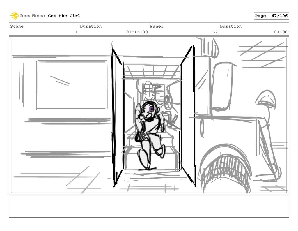 Scene 1 Duration 01:46:00 Panel 67 Duration 01:...