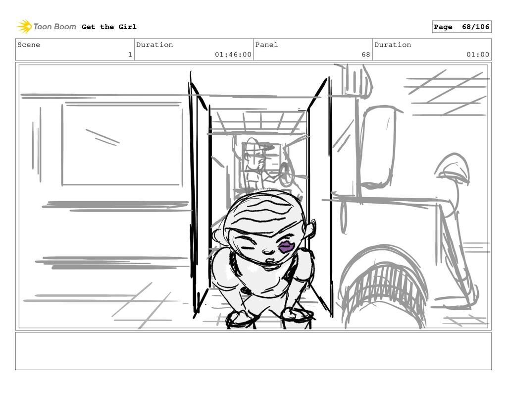 Scene 1 Duration 01:46:00 Panel 68 Duration 01:...
