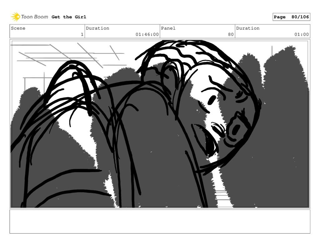 Scene 1 Duration 01:46:00 Panel 80 Duration 01:...