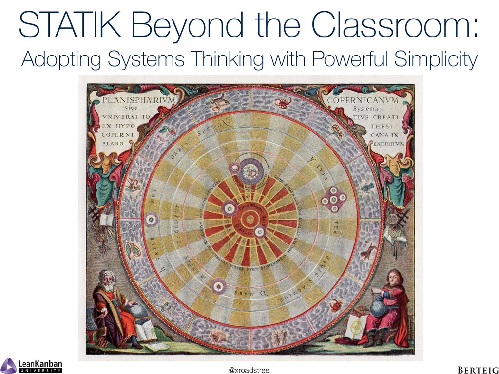 STATIK Beyond the Classroom: Adopting Systems T...