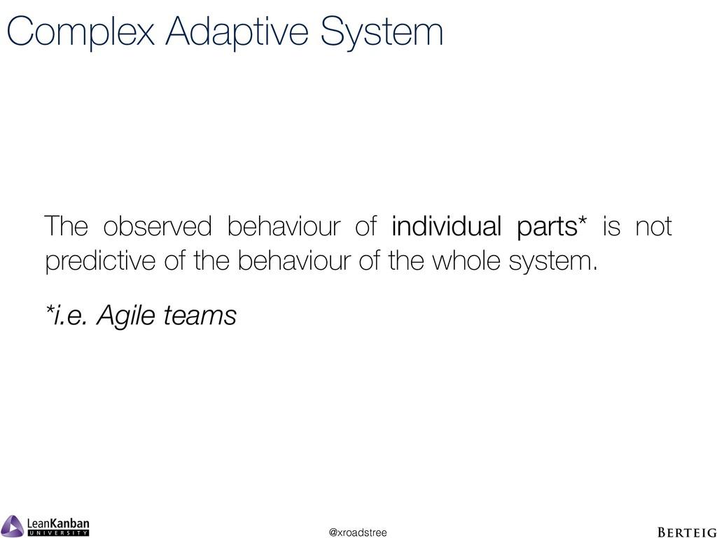 @xroadstree The observed behaviour of individua...