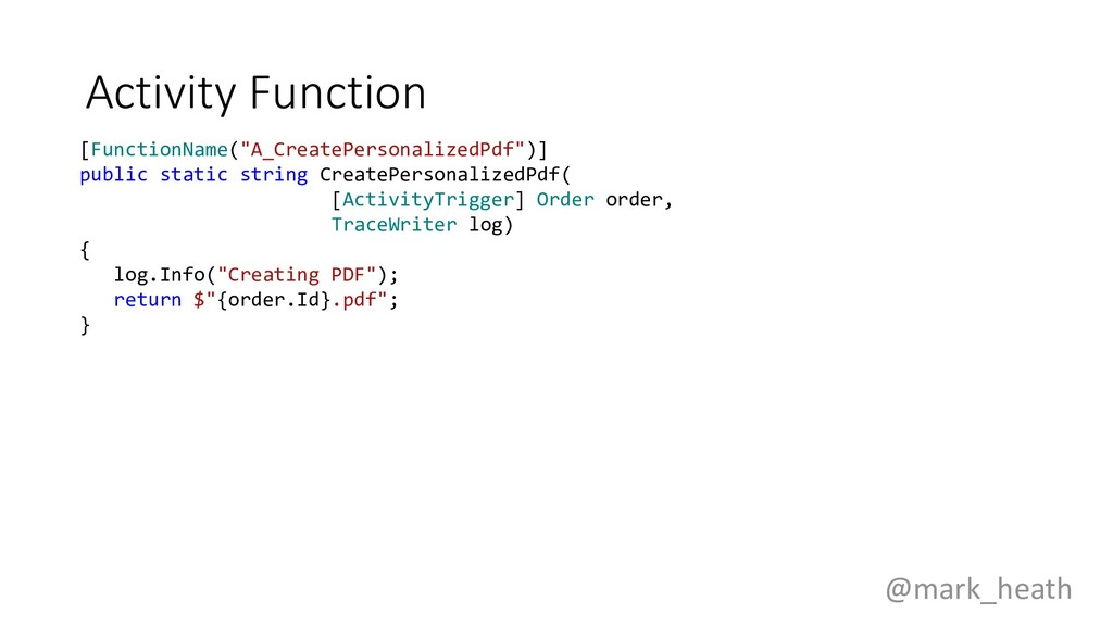 """Activity Function [FunctionName(""""A_CreatePerson..."""