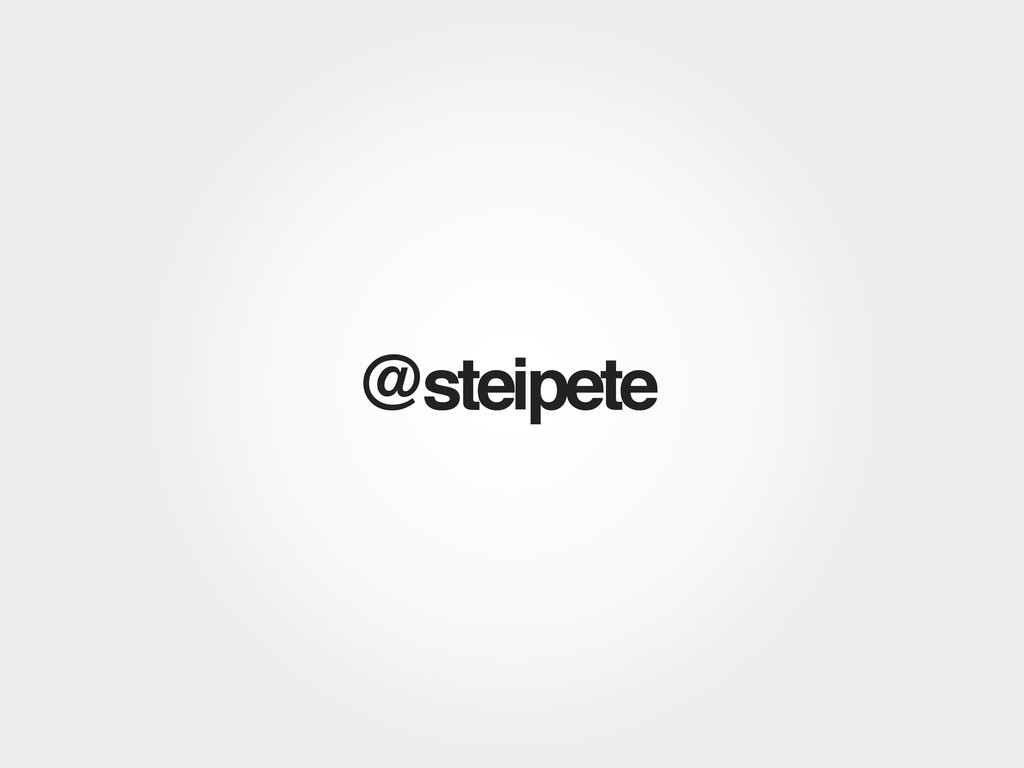 @steipete