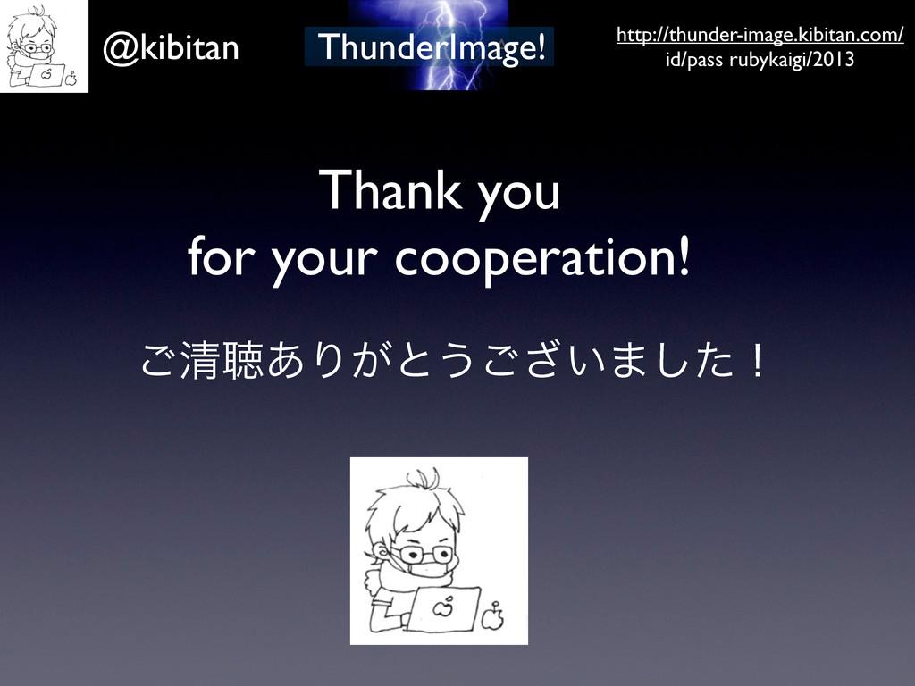 @kibitan http://thunder-image.kibitan.com/ id/p...