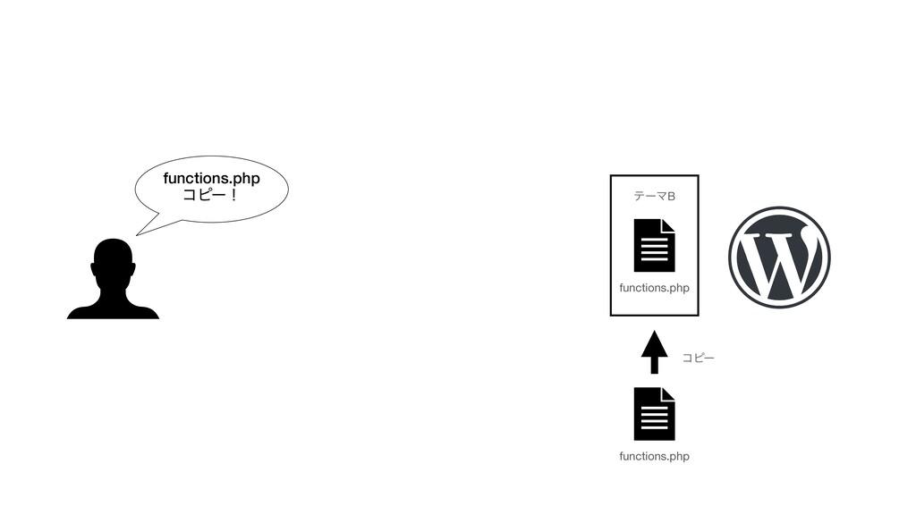 functions.php ίϐʔʂ functions.php ςʔϚB functions...