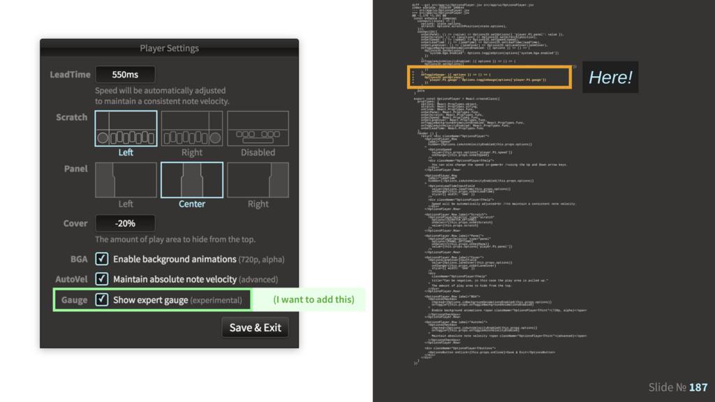 Slide № 187 diff --git src/app/ui/OptionsPlayer...
