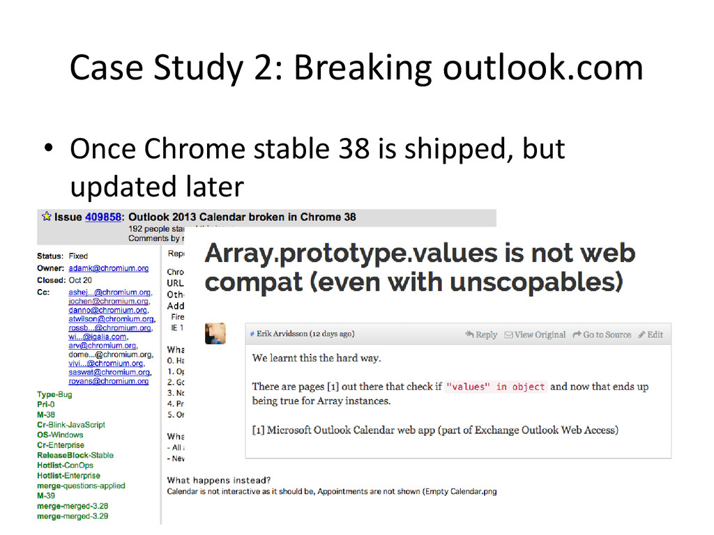 Case Study 2: Breaking outlook.com • Once Chrom...