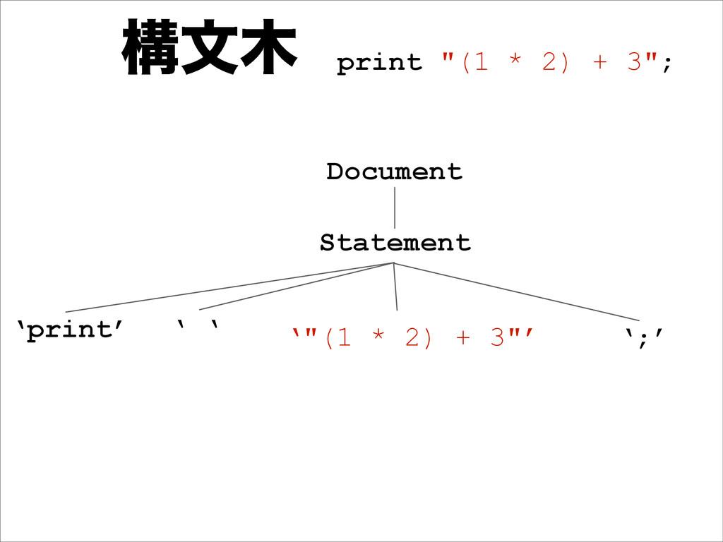 """';' ߏจ 'print' ' ' Statement Document print """"(..."""