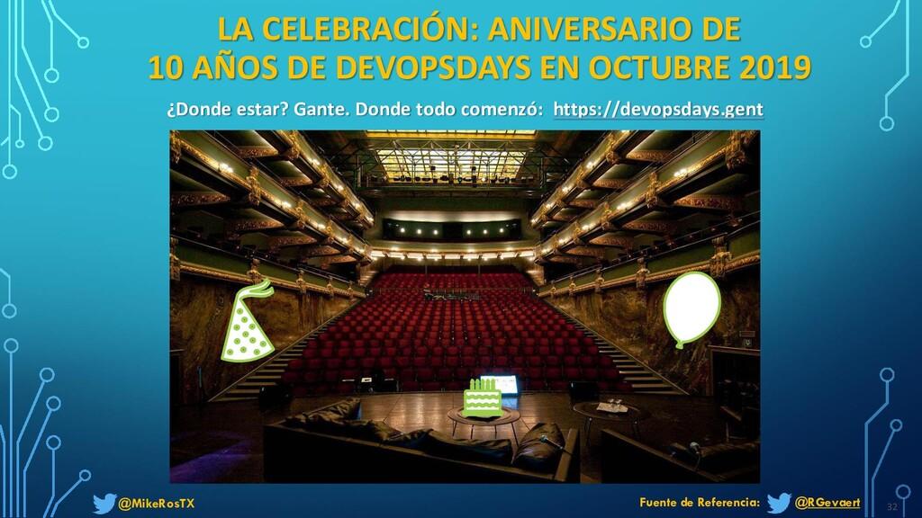 @MikeRosTX LA CELEBRACIÓN: ANIVERSARIO DE 10 AÑ...