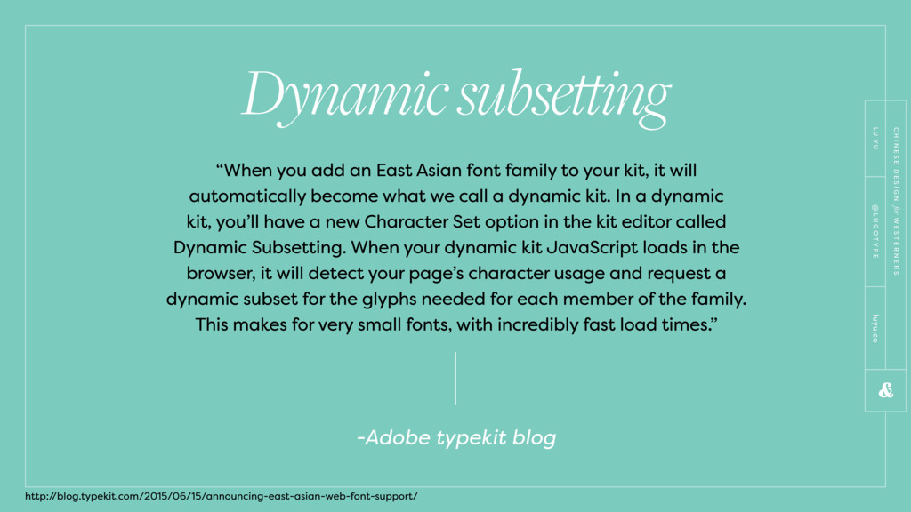 """""""When you add an East Asian font family to your..."""