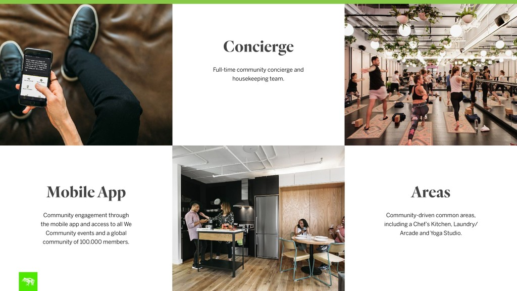 Concierge Full-time community concierge and hou...