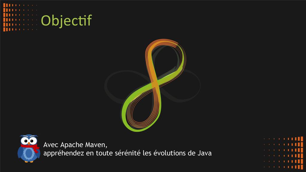 Objec:f  Avec Apache Maven, appréhendez en t...