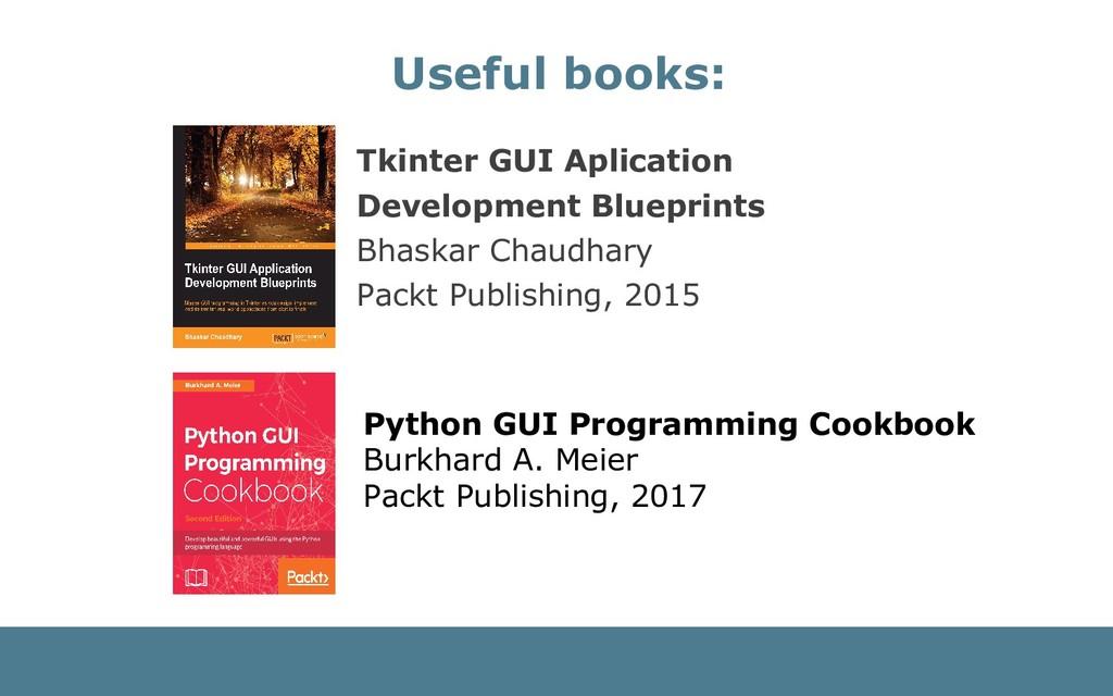 Tkinter GUI Aplication Development Blueprints B...