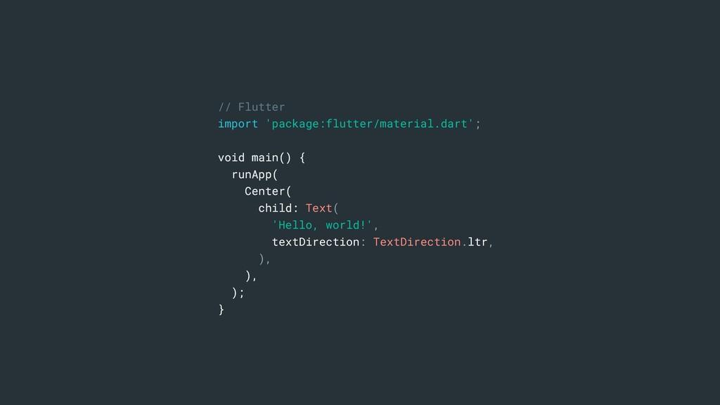 // Flutter import 'package:flutter/material.dar...