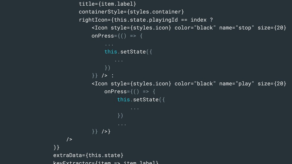 title={item.label} containerStyle={styles.conta...
