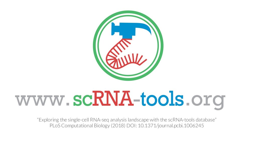 "www. .org ""Exploring the single-cell RNA-seq an..."