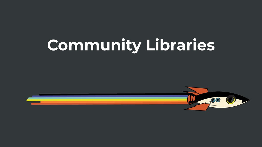 Community Libraries
