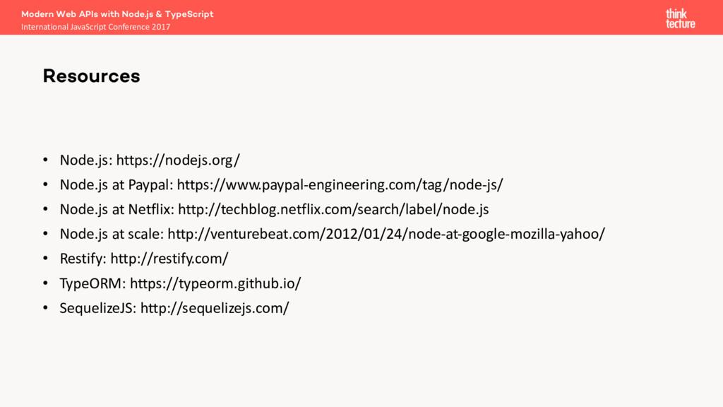 • Node.js: https://nodejs.org/ • Node.js at Pay...