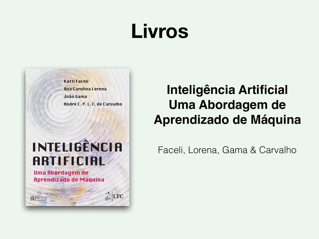 Livros Inteligência Artificial Uma Abordagem de ...