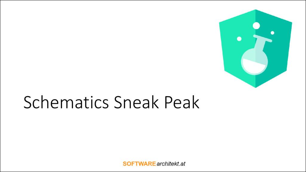 Schematics Sneak Peak